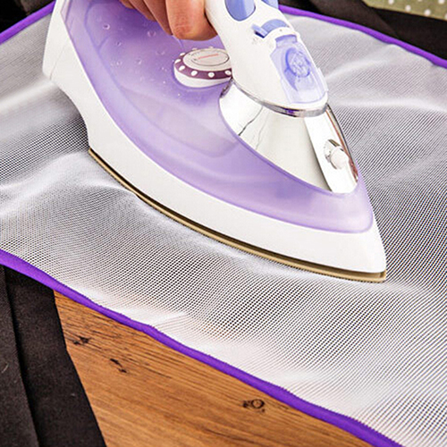 Portable Cloth Iron Board Cover Protect Novetly Heat Resistant Ironing Pad Garment Ironing Board 36cm 58cm in Ironing Boards from Home Garden