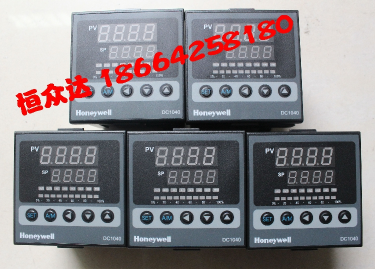 Original authentic Honeywell Honeywell DC1040CR-701000-E temperature controller temperature controller соусник elan gallery листок 15 7 5 2 5 см 2 секции