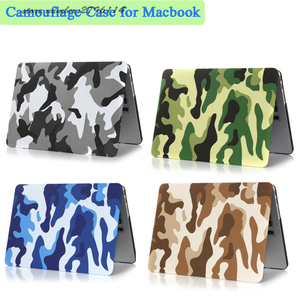 Camouflage Laptop Protective C