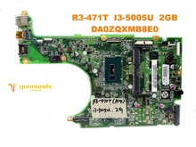 Original for ACER R3-471T laptop motherboard R3-471T I3-5005U 2GB DA0ZQXMB8E0 tested good free shipping