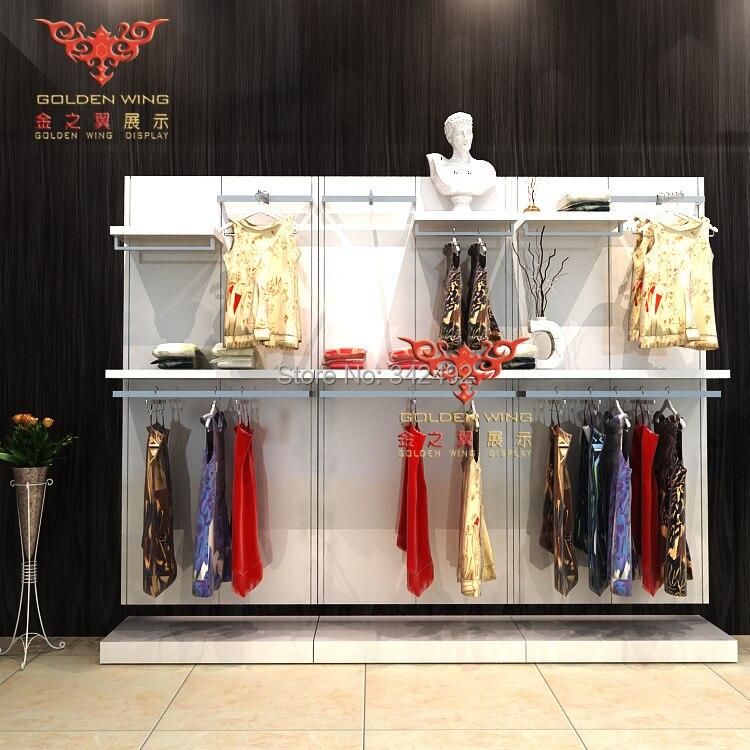 mobilier pour magasin de vetements presentoir de l armoire meubles de magasin de vetements wq 015