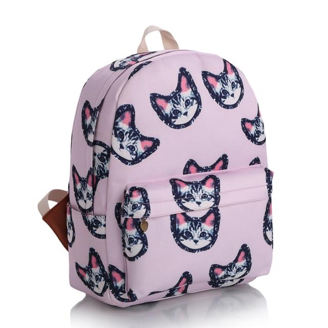 4cd75f03278 Обеспечение качества Рюкзак Новая мода досуг красивая коробка розовый  Товары для кошек рюкзак в Корейском стиле