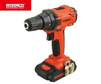 RODEO CL1801 Cordless Drill Wireless 18 Volt DC Lithium Ion Battery 2 Speed