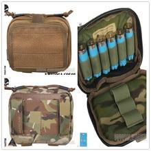 Emersongear ADMIN Multi-purpose Map Bag Emerson Tactical Pouch Military Army MOL