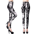 Women Sexy Legging Newest 2017 Lacina Pants Multi Colors Black Milk Good Spandex Printed Summer Style Legging