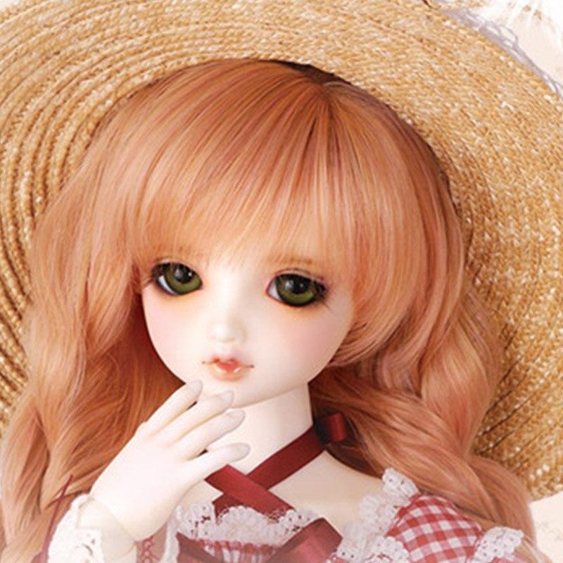 OUENEIFS Volks Lieselotte 1/3 bjd sd dolls model reborn girls boys eyes High Quality toys makeup shop resin