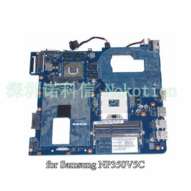 QCLA4 LA-8861P BA59-03397A Для Samsung NP350 NP350V5C 350V5X материнской платы ноутбука HD4000 + HD 7600 М