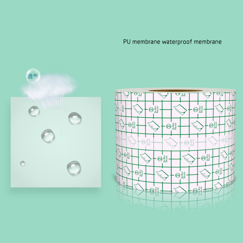 10m*5cm Medical Transparent Tape PU Film Adhesive Plaster Waterproof Anti-allergic Medicinal Wound Dressing Fixation Tape
