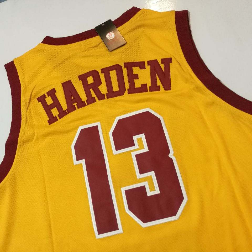 e773d4de26e ... netherlands arizona state college 13 james harden throwback basketball  jersey s 3xl stitched 60ab1 19dcc