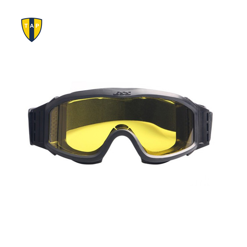 Ballistic Military Army Profile NVG Glasses Tactical Eyewear Protection Motorcycle Goggles Cycling Glasses 3 Pairs of