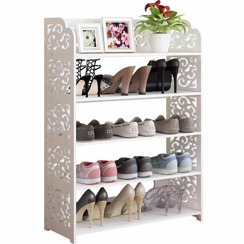 цена Rangement Sapateira Schoenen Opbergen Rack European Wooden Zapatero Organizador De Zapato Mueble Home Furniture Shoe Storage