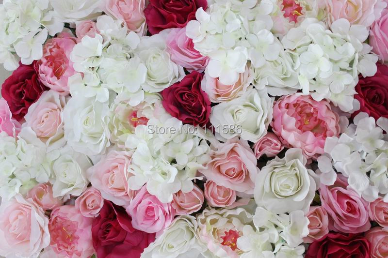 SPR Besplatna dostava 2017 SPR penoy hortenzija ruža cvijet zid - Za blagdane i zabave - Foto 2