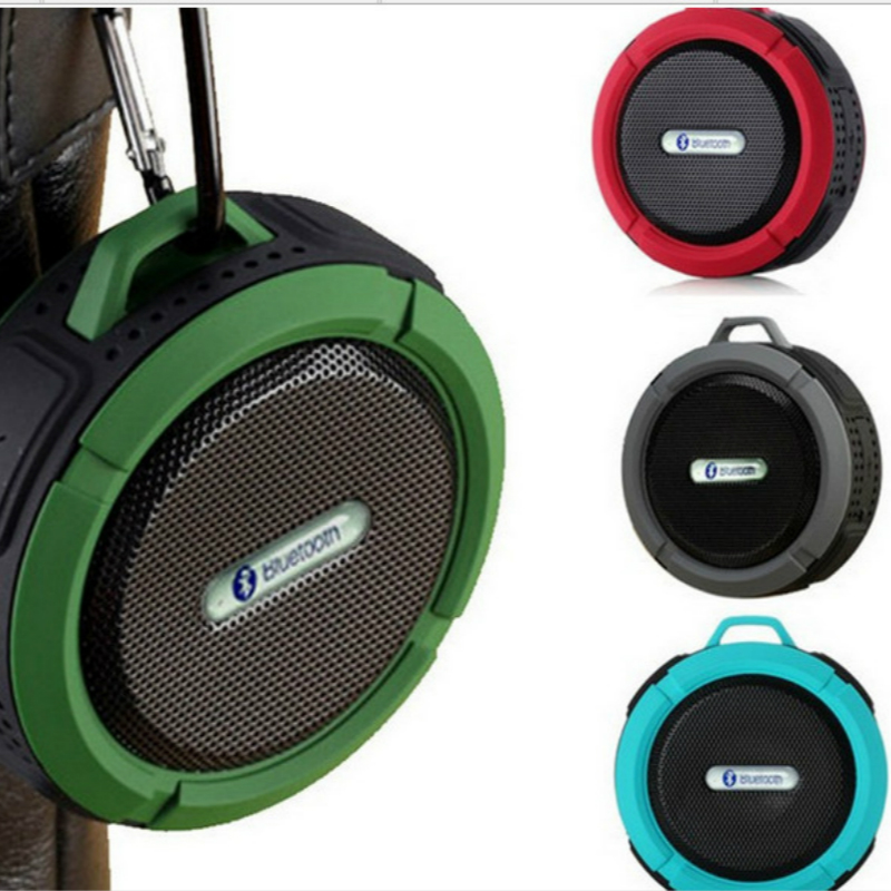 Wireless Car Speakers >> Us 4 99 20 Off Portable Bluetooth Speaker C6 Waterproof Outdoor Wireless Car Bluetooth Speaker Altavoz For Iphone Xiaomi Huawei Samsung In Portable