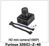 Free Shipping Original Walkera Furious 320 RC Drone Spare Parts Furious 320(C) Z 40 HD mini camera(1080P)
