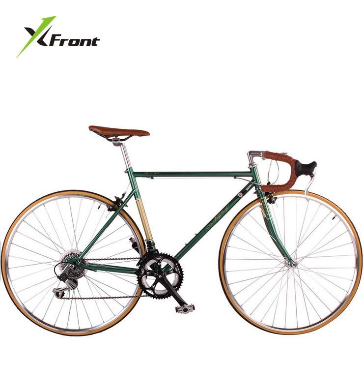 Original X-Front Brand 700CC Retro Classic 28 Inch 14 Speed Road Bike Urban Gentle Bicycle Outdoor Date Bicicleta