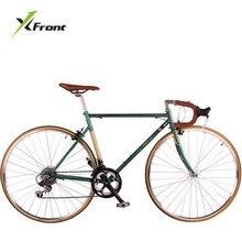 Original X Front Brand 700CC Retro Classic 28 inch 14 speed road bike Urban gentle bicycle