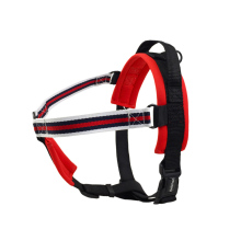Dog Harness No-Pull Pet Adjustable Outdoor Vest Oxford Material for Easy Control Small Medium Large