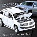 Alta Simulación Exquisitos Juguetes de Colección: diseño de Coches Volkswagen Amarok Modelo Caipo 1:32 Aleación Modelo de Camión de Fast & Fruious