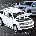 High Simulation Exquisite Collection Toys: Caipo Car Styling Volkswagen Amarok Model 1:32 Alloy Truck Model Fast&Fruious