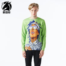 Ramen Hoodie Tracksuit Detroide Lisa Frank Pence Fornite Game Hudi Sweatshirt For Men Riverdale Pull Over Sweatshirt 8686(China)