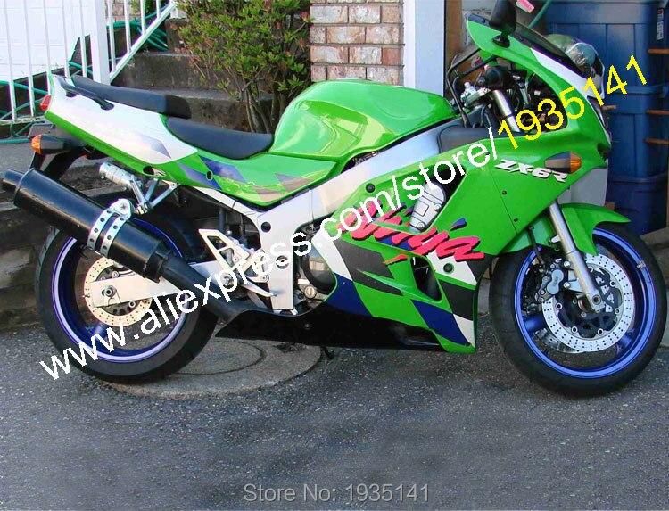 RACING DECAL STICKER KIT FITS KAWASAKI NINJA  ZX 6R 2005 to 2006 K17