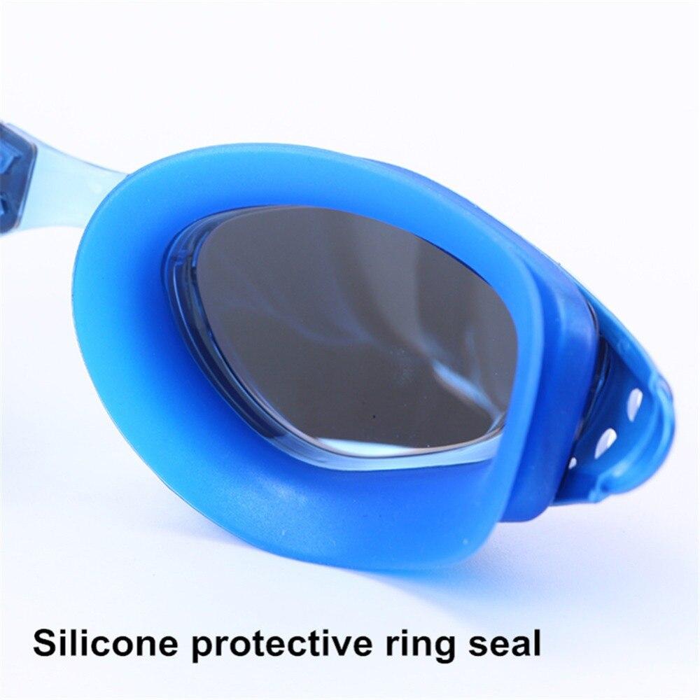 Adult Prescription Optical Myopia Swimming Goggles Anti-Fog Coated Water Diopter Swimming Eyewear 5