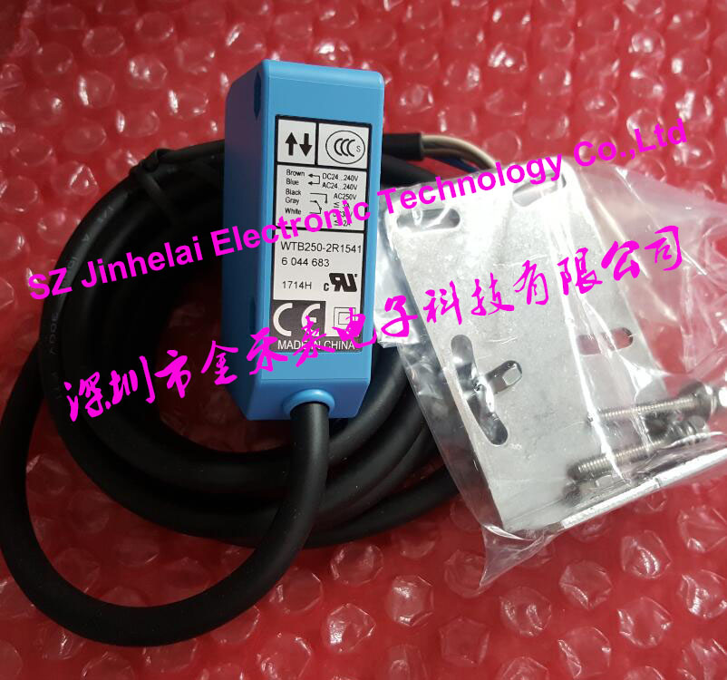 100% New and original WTB250-2R1541 (alternative WT250-S162) SICK  Photoelectric switch e3x da21 s photoelectric switch