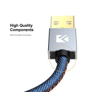 Image 3 - FLOVEME 5 teile/los Original Micro USB Kabel 2.1A Schnelle Ladegerät Daten Sync 30cm 1m 2m Telefon Kabel für Samsung Xiaomi LG Android Cabo