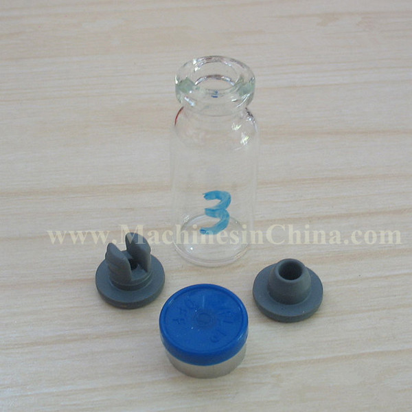 100pcs 3ml Transparent Control Bottle