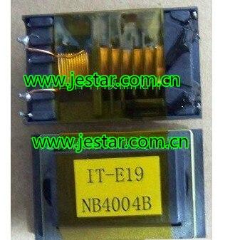 2pcs IT-E19 -NB4004B  Inverter Transformer For 170S6 190V6   17'' LCD