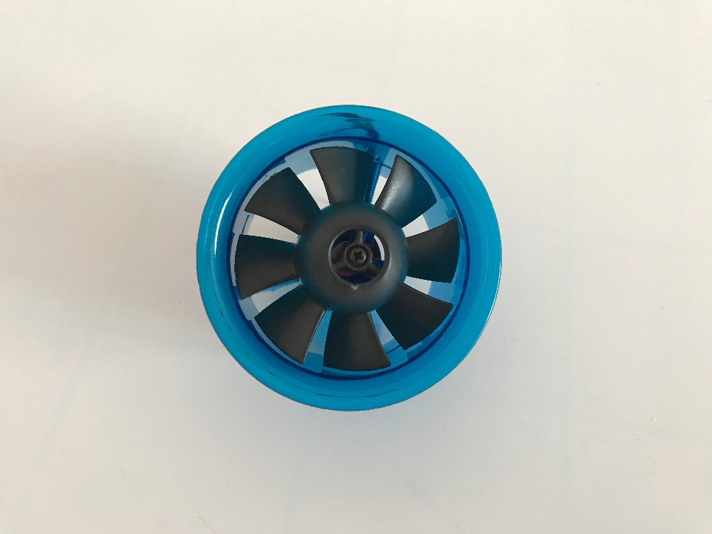 Clearance Product  ADF55-C20 4900KV Ducted Fan System EDF for Jet Plane with Brushless Motor 5 blade 64mm outrunner ducted fan 4300kv brushless motor 30a esc for lipo rc jet edf plane airplane fan
