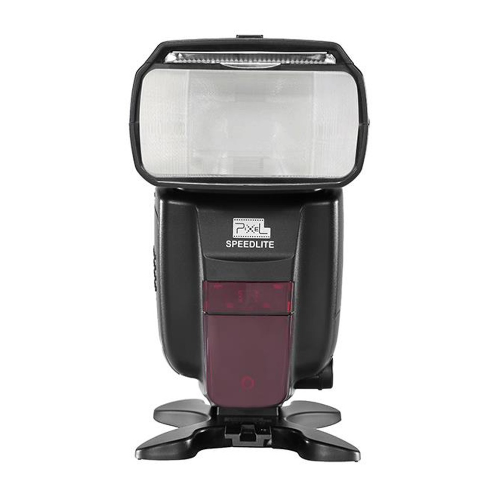 PIXEL X800N Wireless Speedlite E-TTL HSS Flash Light Lamp Speedlite for Nikon d3100 d7100 d90 d5300 d3200 профессиональная цифровая slr камера nikon d3200 18 55mmvr