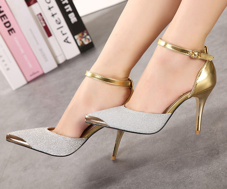 Popular Sexy Silver Pumps-Buy Cheap Sexy Silver Pumps lots from ...