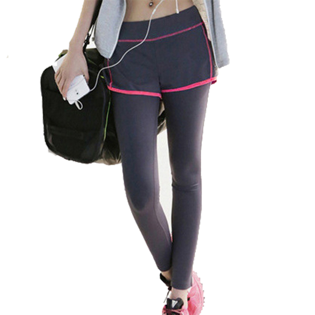 Aliexpress.com : Buy Fitness Pants Female Wicking Stretch Tight ...