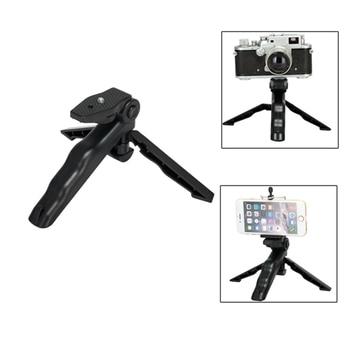 "Universal Mini Tripod 75"" Rotation Desktop Handle Stabilizer For Mobile Phone Camera"