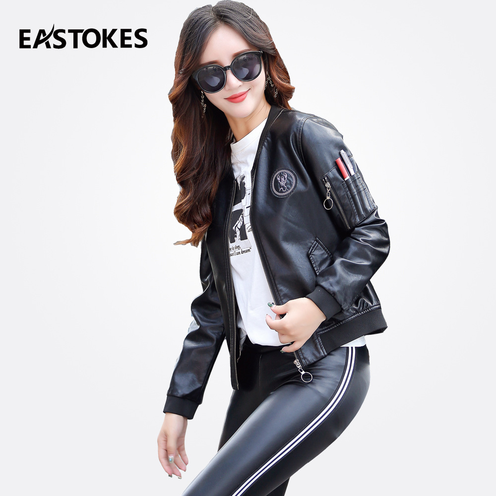 New Design Women Leather multifunctional Jackets Slim Fit Ladies Leather Coat Ladies Casual PU Outerwears Autumn Coats