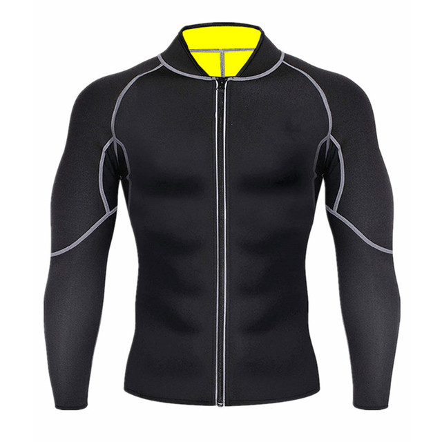 Men Thermal Top For Wight Loss