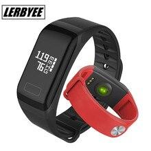 Lerbyee умный Браслет Смарт-часы монитор сердечного ритма SmartBand IP67 i6 pro Smart Браслет для IOS Android samrtphone