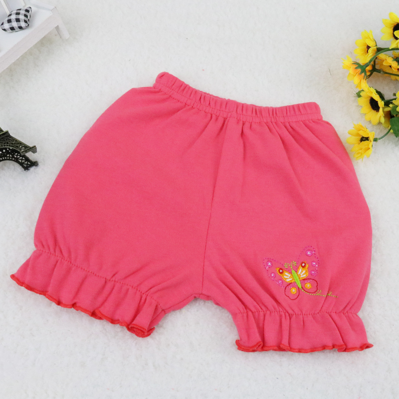 Waist Elastic Fashion Shorts