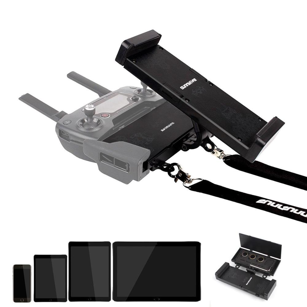 Ultimate Folding Holder Controller 4.7in-12.9in Phone/Tablet Extended Support +Gift Belt For DJI SPARK Mavic Pro Mavic2 Mini AIR