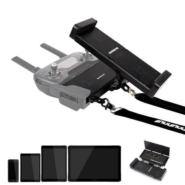 Ultimo Supporto Piegante Controller 4.7in 12.9in Del Telefono/Tablet Esteso Il Supporto + Cintura Regalo per DJI SPARK Mavic Pro mavic2 Mini ARIA