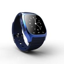 M26 Sport Bluetooth Smart Uhr Rwatch Smartwatch Armband Armband Hände frei Digital-uhr für Android-handy iPhone