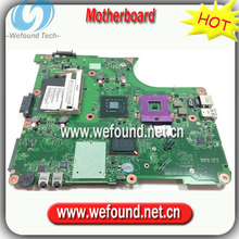 100% Working Laptop Motherboard for toshiba L300 V000138850 Series Mainboard,System Board