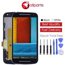Продажа Оригинал 5,0 »1280×720 ЖК-дисплей для MOTOROLA MOTO G2 Дисплей G + 1 XT1063 XT1069 XT1068 для MOTO g2 ЖК-дисплей с Сенсорный экран планшета
