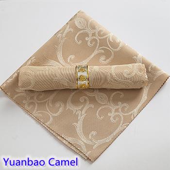 chameau couleur serviette de table jacquard polyester serviette pour le mariage htel restaurant table dcoration rides - Location De Chameau Pour Mariage