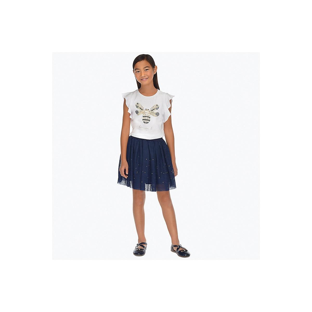 цены на MAYORAL Skirts 10678634 children clothing skirt for girls school clothes  в интернет-магазинах