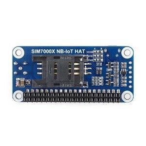 Image 5 - Waveshare NB IoT/eMTC/EDGE/GPRS/GNSS قبعة ل RPi صفر/صفر ث/صفر WH/2B/3B/3B + ، على أساس SIM7000E ، يدعم TCP ، UDP ، PPP ، HTTP ، البريد