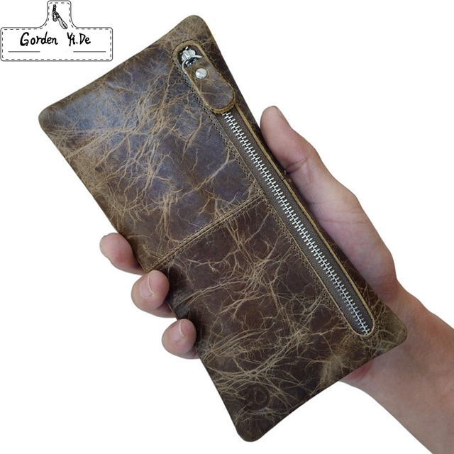 Women Men's Driver license holder100% Black Mens Genuine Leather Wallet Business Casual Credit Card ID Holder with Money Clip