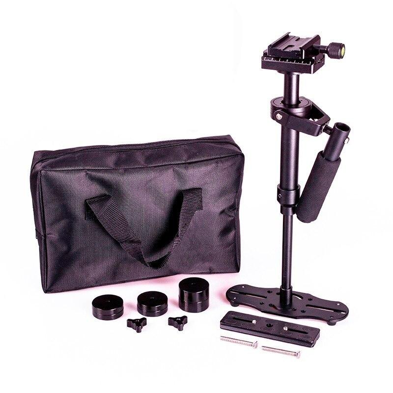 DSLR S40 5D2 Professionnel de poche Caméra stabilisateur rig DSLRsteadicam vidéo steadycam glidecam