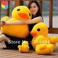 Genuine yellow 30cm duck, Hongkong big yellow duck doll  plush toy doll  female birthday gift children gift free shipping